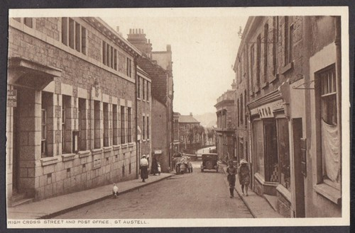 1920 1945 british post office buildings and their for 12 terrace road post office
