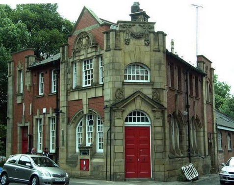 Leeds (Woodhouse Street) Post Office