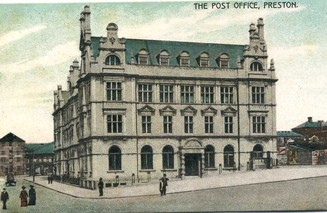 Preston Post Office